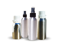 Aluminum Bottles, Containers with tear off cap