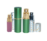 Travel size, Refillable Perfume Atomizers