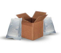 Re-closable Plastic Bags & Shipping Boxes